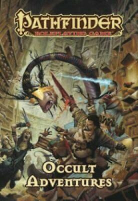 Pathfinder Roleplaying Game: Occult Adventures by Jason Bulmahn 9781601257628