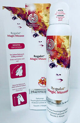 Dr. Niedermaier Regulatpro Magic Mousse 3D Komplex 200ml + Gratiszugabe