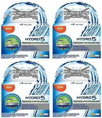 Wilkinson Sword Hydro5 Groomer Power Select Rasierklingen 4x 4er Pack 16 Stk.Neu