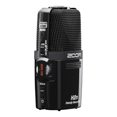 Zoom H-2n | Handy-MP3-Wave-Recorder H2n H2 refurbished