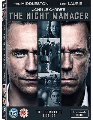 The Night Manager [DVD] New & Sealed