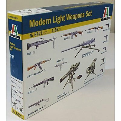 6421S 1/35 Modern Light Weapon Set ITAS6421 Italeri