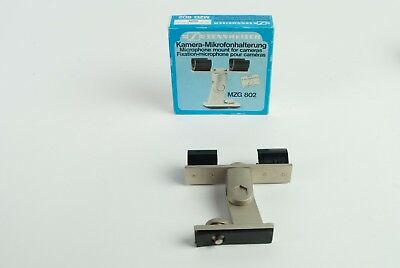 Sennheiser Microphone Mount MZG 802 For Cameras  in box