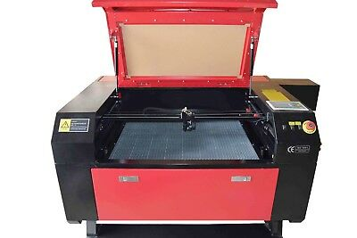 100W 7050 CO2 Laser Engraving Cutting Machine/Acrylic Engraver Cutter 700*500mm