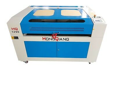 130W HQ1290 CO2 Laser Engraving Cutting Machine/Wood Engraver Cutter/1200*900mm