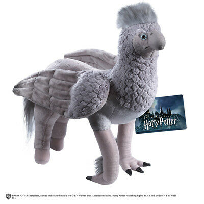 Harry Potter Buckbeak The Hippogriff Plush Ippogrifo Peluche NOBLE COLLECTIONS
