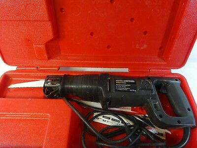 Sears Craftsman Industrial Reciprocating Saw 2-VS 6 Amp Double Insulated