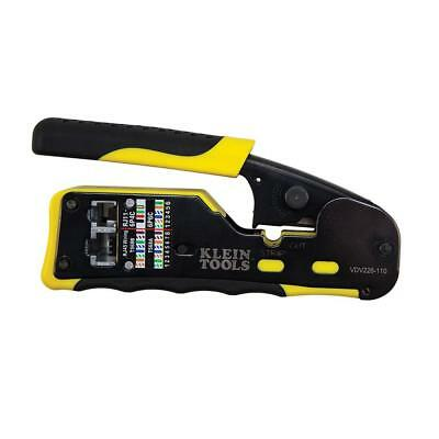 Klein Tools VDV226-110 Pass-Thru Modular Crimper