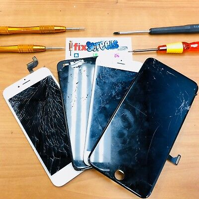 iPhone 5SE Cracked Glass LCD Broken Screen Repair Service OEM  Fast And Warranty