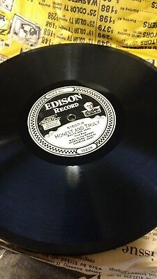 Vintage EDISON RECORD 51507 R L Honestly & Truly I want You Back Old pal