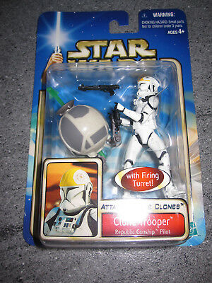 Star Wars Clone Trooper Attack of the Clones