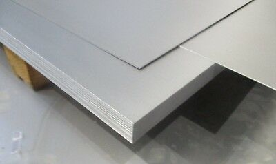 MILD STEEL SHEET 1.2MM, Car Body Repair Panels, Guillotine Cut