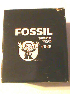 FOSSIL BOBBIN  HEAD FRED BY Fossil Watch Company iN ORIGINL BOX  MIP