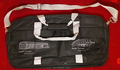 Audi forum NECKARSULM and INGOLSTADT  Hand/Shoulder Bag 54 X 28 CM