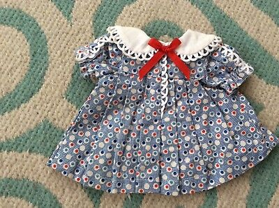 Vintage Shirley Temple Outfit