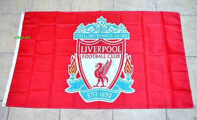 Liverpool Flag Banner 3x5 ft Reds England Premier Football Soccer