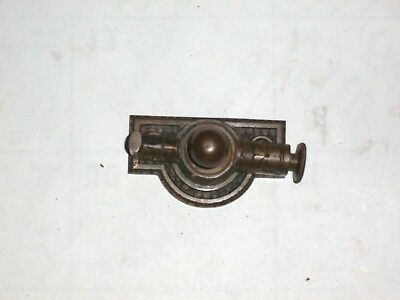 Antique Eastlake Window Sash Lock