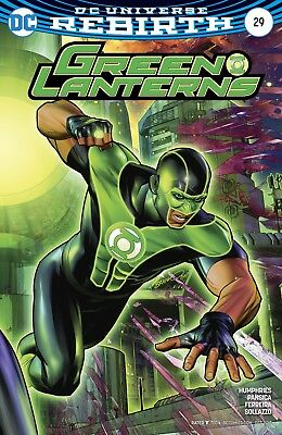 Green Lanterns #29 DC Comics 2017 Rebirth Variant