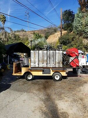 Karrior 2400Xp Electric Fuel And Lube Cart, Truck, Skid 10 Product Reels