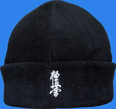 Kyokushin Karate Winter Cap, Kyokushinkai Winter Mütze
