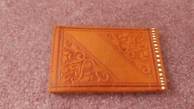 Vintage Soft Leather Embossed Wallet