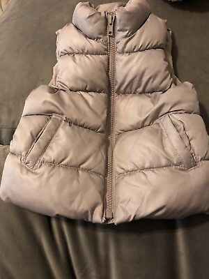 209aeaf2b OLD NAVY TODDLER Girl 2T Puffer Vest Jacket -  1.00