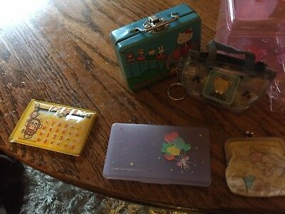 Vintage Sanrio Hello Kitty, Little Twin Stars,cheery Chums, Etc