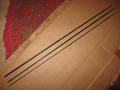 Antenna Sections, MS116-A, MS117-A, MS118-A, 3 Piece for AB-15, Military Radio