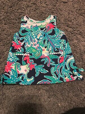 Lilly Pulitzer Size 3-6m