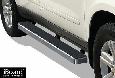 """iBoard Running Boards 5"""" Fit 07-17 Chevy Traverse/07-16 GMC Acadia"""