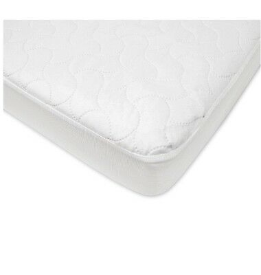 🚛Fast Shipping! Waterproof Quilted Crib & Toddler Mattress Cover Pad Protector