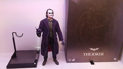 Hot Toys Joker Dx01 The Dark Knight Rises 1 6 Dc Heath Ledger