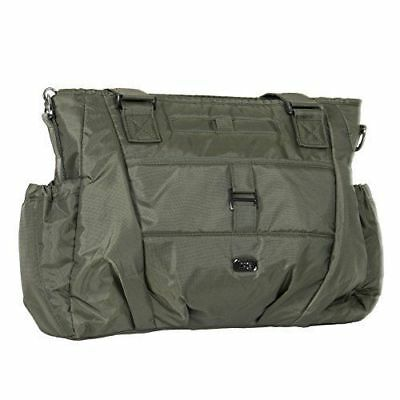 LUG Swoop Hobo Tote Unisex Olive Green RFID New With Tags AMAZING EVERYDAY BAG