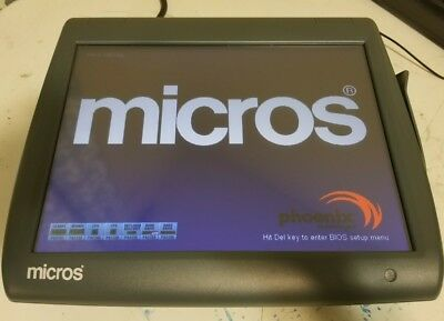 Micros Workstation 5A - Windows CE 6.0