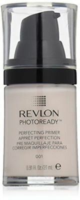 REVLON photoready perfecting primer foundation in 001 - 27ml Sealed