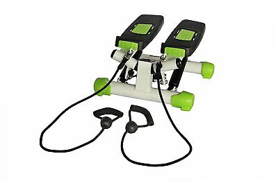 Twist Stepper w/ Ropes Exercise Workout Stepper Fitness Machine Stair Machine