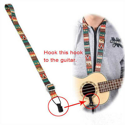 New Adjustable Classical Ukulele Strap Sling Colorful Accessories Fashion