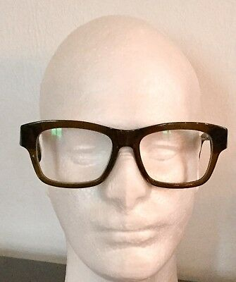 """MYKITA Herrenbrille, Collection No. 2, Model """"Herbei"""", Army Green/transparent"""