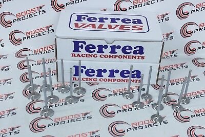 Ferrea Intake Exhaust Valves HDia 2.11 1.77 For 60-12 PONTIAC 400,428,455, 11/32