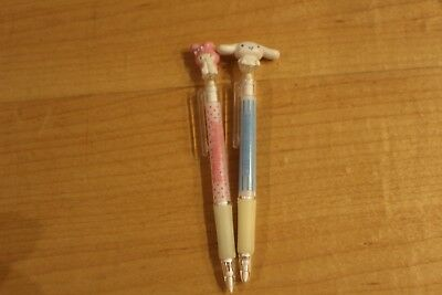 sanrio my melody cinnamoroll mascot Propelling pencil mechanical pencil set