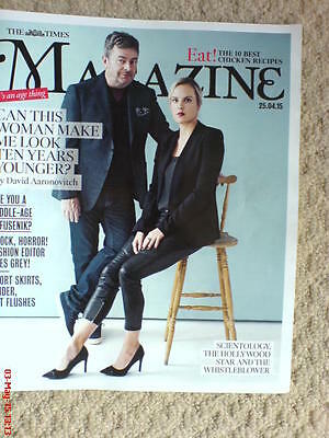 The Times Magazine New Mr Porter Jodie Harrison Cover Middle Age Special Hijab