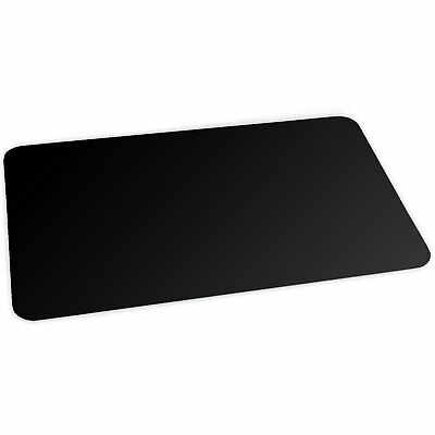 ES Robbins 120758 Natural Origins Desk Pad, 36 x 20, Matte, Black ESR120758