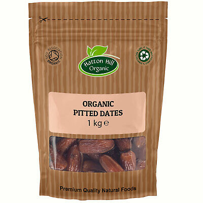 Organic Pitted Deglet Nour Dates Certified Organic