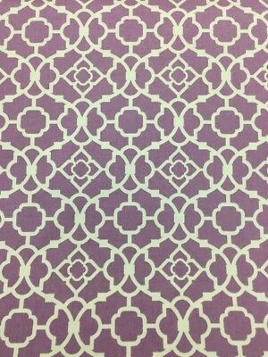 """Waverly Lovely Lattice Fabric 100% Cotton 54"""" wide Home Decor Fabric by the yard"""