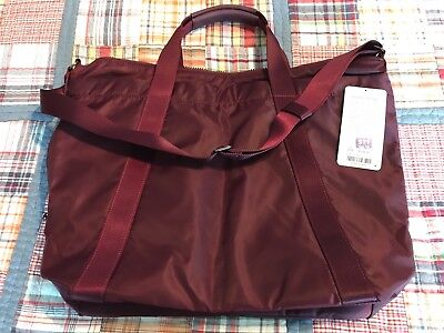 Lululemon Carry The Day Bag NWT