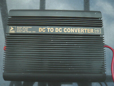 DC to DC Converter SW - 24/35A