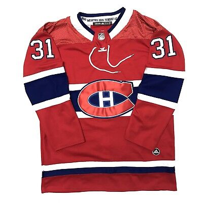 9f96747ff NHL AUTHENTIC ADIDAS Montreal Canadiens Carey Price  31 Jersey Size ...