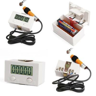 Electronic Counting Digital Meter LCD Cumulative Automated Counter Shockproof