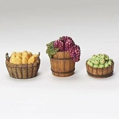 "7.5"" 3pc Basket Set - Fontanini 50899"