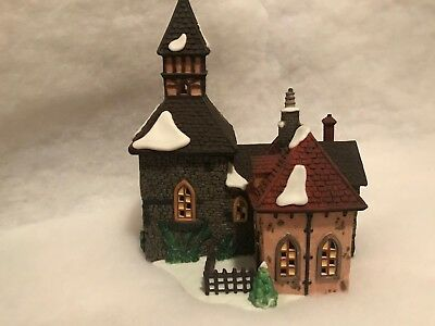 Dept. 56  The Olde Camden Town Church  Dickens Village Series